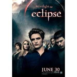 The Twilight Saga Eclipse Poster Movie H (27 x 40 Inches