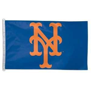 New York Mets Baseball Flag Patio, Lawn & Garden