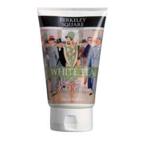 Berkeley Square Cosmetics Company White Tea Scented Shea Butter Hand