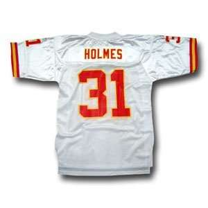 Priest Holmes #31 Kansas City Chiefs NFL Replica Player Jersey By