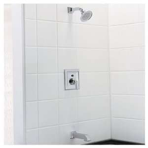 American Standard Town Square Polished Chrome Bath and Shower Trim Kit