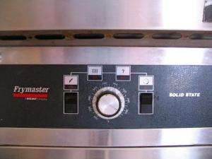 Frymaster Gas Double Deep Fryer FPH250SC, Restaurant, French Fries