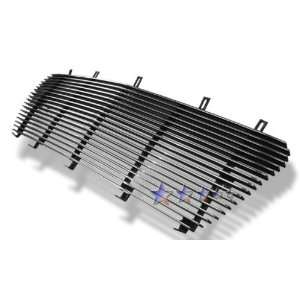 03 04 LINCOLN NAVIGATOR 1PC UPPER BILLET GRILLE