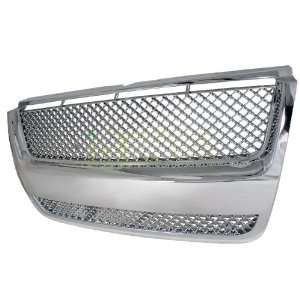2009 Ford Explorer Front Grille Chrome Sport Trac Model Also Fits XLT