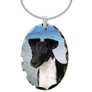 Smooth Fox Terrier Pendant