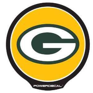 Power Decal Lighted   Green Bay Packers