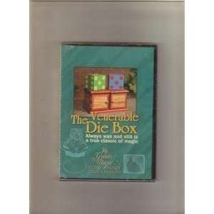GMVL  Venerable Die Box   Instructional Magic Tric Toys