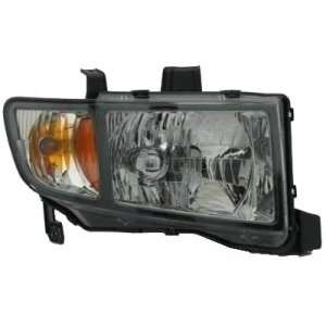 Honda Ridgeline Headlight Assembly Passenger Side