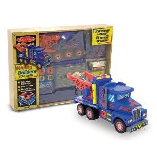 Matchbox Real Action Trucks Tow Truck Toys & Games