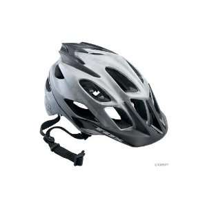 2009 Fox Racing Flux Helmet White/Gray X Small/Small