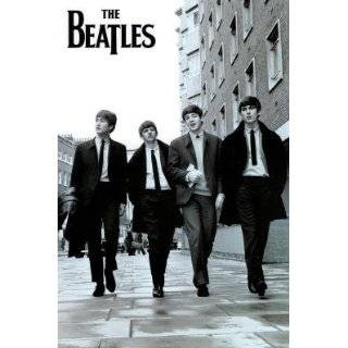 Beatles Album Covers Framed Poster Print