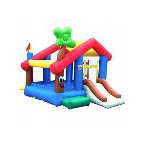 My Little Playhouse Inflatable Bounce House Toys & Games