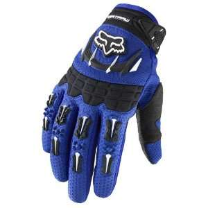 2009 Fox Racing Dirtpaw Blue X Large