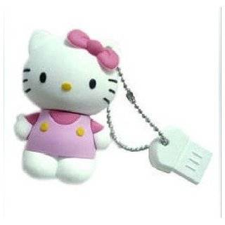New Hello Kitty Crystal USB Flash Necklace Memory Drive