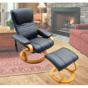 Leather Professional TV Office Massage Chair Soft With