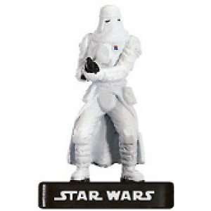 Star Wars Miniatures Snowtrooper # 32   Alliance and