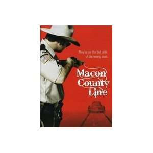 Warner Studios Macon County Line Product Type Dvd Drama Motion Picture
