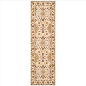 Safavieh Rugs Tuscany Collection TUS302 1212 8 Ivory/Ivory
