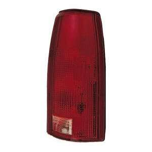 99 00 CADILLAC ESCALADE Right Tail Light (CONNECTOR PLATE