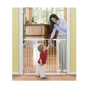 Summer Infant Sure and Secure Extra Tall Gate   Black Finish Baby