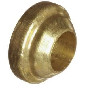 Parker A Lok 2BF2 B Brass Compression Tube Fitting, Back Ferrule, 1/8