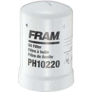 FRAM PH10220 Heavy Duty Spin On Oil Filter Automotive