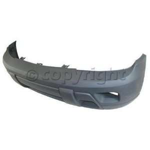 BUMPER COVER chevy chevrolet TRAILBLAZER EXT 02 05 front
