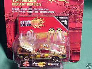 McDonalds~Racing Champions~Stock Rods~1/64~Ford~#94~Bill Elliott