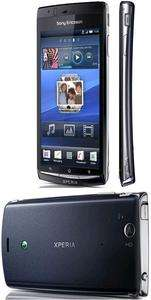 Sony Ericsson XPERIA arc S LT18a Gloss Black Unlocked GSM Phone