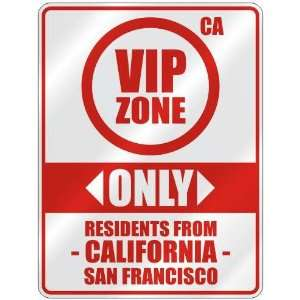 ONLY RESIDENTS FROM SAN FRANCISCO  PARKING SIGN USA CITY CALIFORNIA