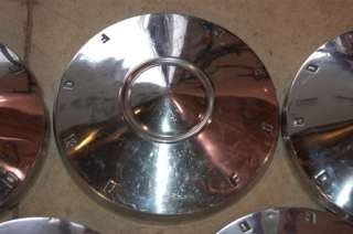 1960s Ford Falcon dog dish HUBCAPS