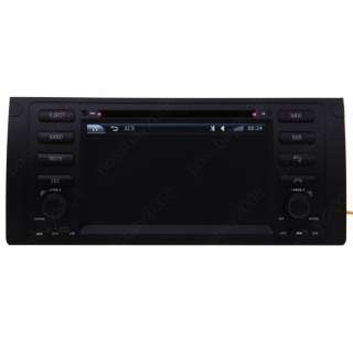 BMW X5 SERIES E53 Car GPS Navigation System DVD Player