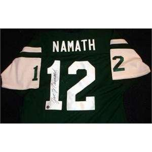 New York Jets Football Jersey   Old School Green Football Jersey