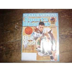 Sports Illustrated April 13, 2009 NCAA Champions North Carolina