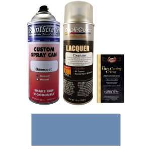Blue Metallic Spray Can Paint Kit for 1984 Ford Bronco II (3P/5783