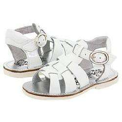 Primigi Kids Chorizo (Infant/Toddler) White Leather Sandals
