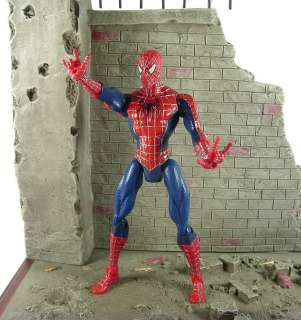 Spiderman Classics 5 Super Hero Action Figures Loose Child Xmas ZX01