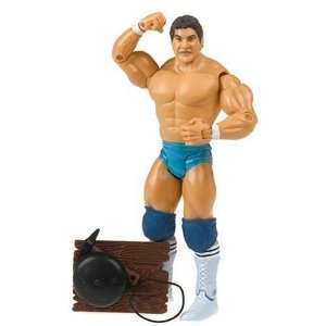 WWE Classic Superstars Series 7 Figure Don Moraco Toys