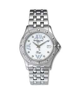Raymond Weil Tango Mens White Dial Watch