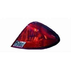 00 02 Ford Taurus Tail Light (Passenger Side) (2000 00 2001 01 2002 02