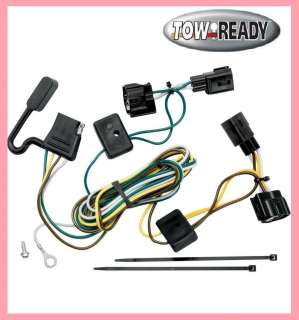 1998 2006 Jeep Wrangler Trailer Hitch Wiring # 118409