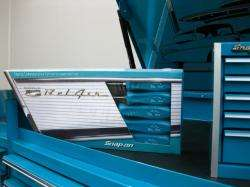 SNAP ON 57 CHEVY BEL AIR TOOL BOX