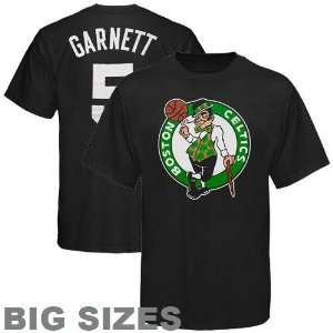 Big Man Boston Celtics Kevin Garnett Big & Tall T Shirt
