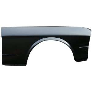 Mustang Front Passenger Side Fender Assembly (Partslink Number