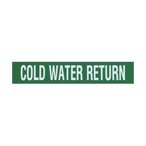 Made in USA Cold Water Return Grn 3 5 Pres/sen Pipe