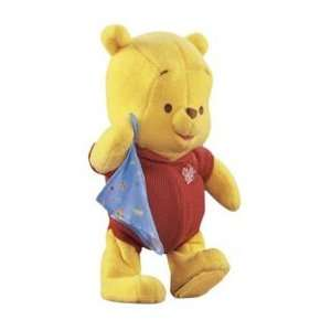 Fisher Price Love to Walk Baby Pooh Toys & Games