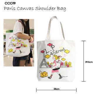 Trend Casual Eco Canvas Shoulder Totes Bag Shinee KPOP K POP (YOU PICK