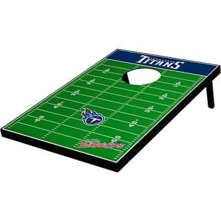 Tailgating Wild Sports Tennessee Titans Tailgate Toss Bean Bag Game