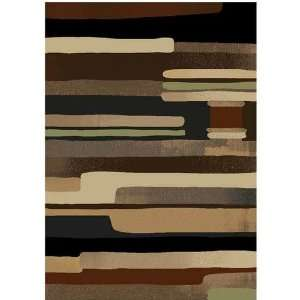 Home Dynamix Moda Multi Contemporary Rug   HD358I 99978 x 102
