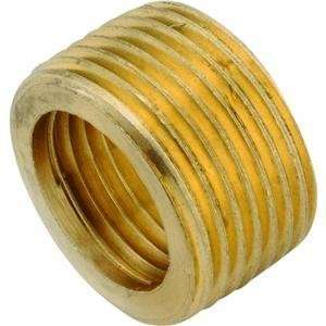 Anderson Metals Corp Inc 36140 0806 Red Brass Face Bushing